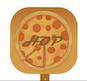Hot Oven Pizza logo