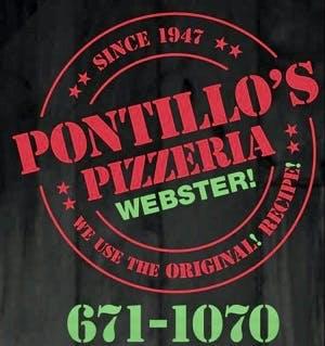 Pontillo's Pizzeria-WEBSTER The Original Recipe!
