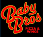 Baby Bro's Pizza & Wings logo