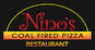 Nino's Coal Fired Pizza Brick logo