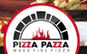 Pizza Pazza Wood Fired Pizza logo