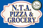 N T A Pizza & Grocery logo