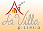 La Villa Pizza logo