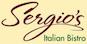 Sergio's Italian Bistro logo