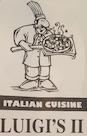 Luigi's Pizza 2 logo
