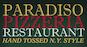 Paradiso Restaurant & Pizzeria logo