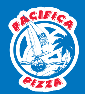 Pacifica Pizza  logo