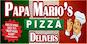 Papa Mario's Pizza logo
