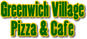 Greenwich Village Pizza logo