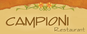 Campioni Restaurant logo