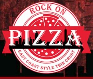 Rock On Pizza East Coast Style Thin Crust
