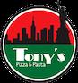 Tony's Pizza & Pasta logo