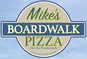 Mike's Boardwalk Pizza logo