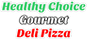 Healthy Choice Gourmet Deli Pizza logo