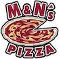 M & N's Pizza logo