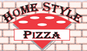 Home Style Pizza logo