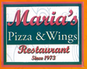 Maria's Pizza & Wings  logo