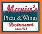 Maria's Pizza & Wings  logo