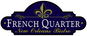French Quarter New Orleans Bistro logo