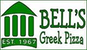 Bell's Greek Pizza logo