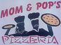 Mom & Pop's Pizzeria logo