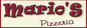 Mario's Pizzeria logo