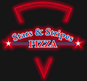 Stars & Stripes Pizza logo
