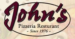 John's Pizzeria Restaurant