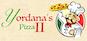 Yordana's Pizza II logo
