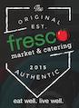 Fresco Market & Catering logo