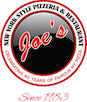 Joe's New York Style Pizzeria & Restaurant logo