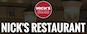 Nick's Restaurant & Pizzeria logo