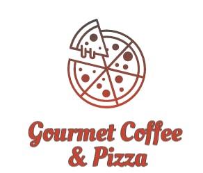 Gourmet Coffee & Pizza