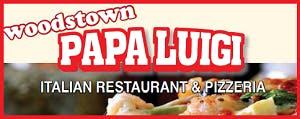 Papa Luigi's Pizza Pasta & Catering