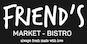 Friend's Market & Bistro logo