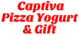 Captiva Pizza Yogurt & Gift logo