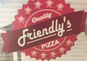 Friendly's Pizza logo