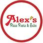 Alex's Pizza Pasta Subs Granbury logo