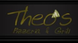 Theo's Pizzeria and Grille logo