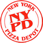 New York Pizza Depot logo