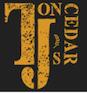TJ's On Cedar logo