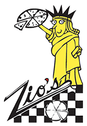 Zio's Pizzeria 181 & Wright logo