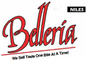 Belleria Pizza logo