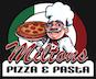 Milton's Pizza & Pasta logo