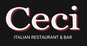 Ceci Italian Restaurant & Bar logo