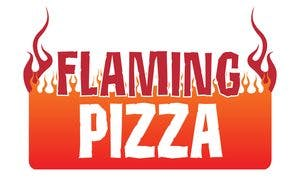 Flaming Pizza
