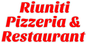 Riuniti Pizzeria & Restaurant logo