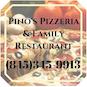 Pino's Pizzeria & Family Restaurant logo