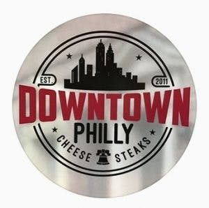 Downtown Philly Cheese Steaks logo