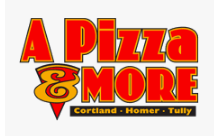 A Pizza & More  logo